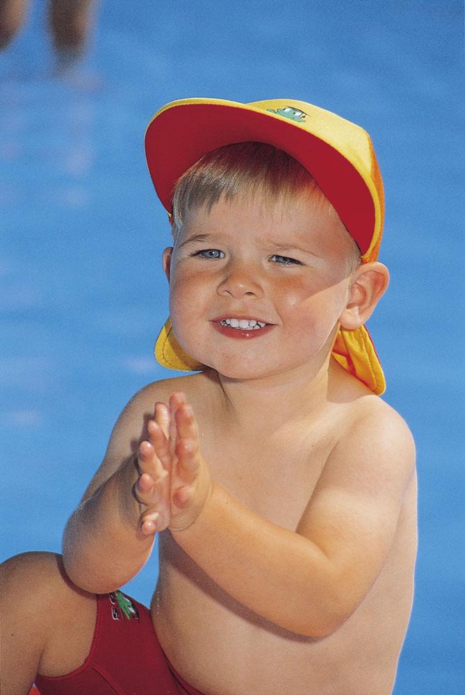 Детская кепка для защиты шеи от солнца