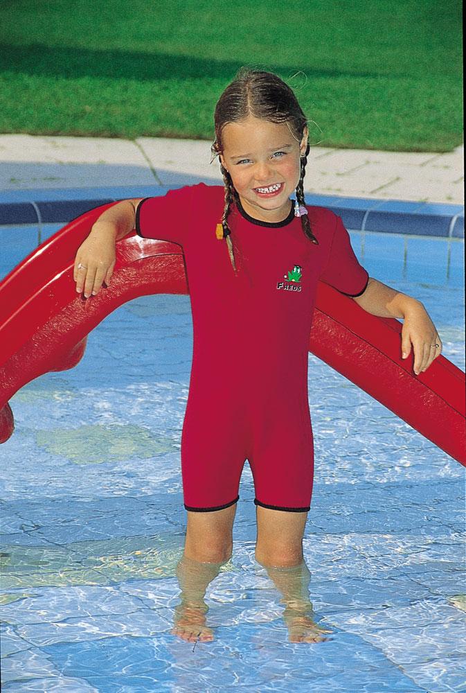 Неопреновый комбинезон для плавания